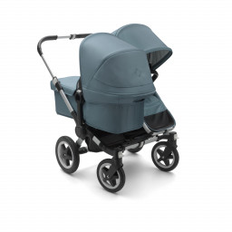 Bugaboo Donkey2 Duo, Alu, Track - limited edition