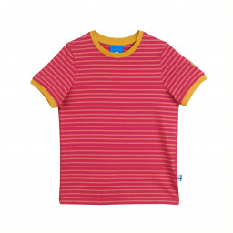 Finkid T-Shirt RENKAAT raspberry/rose
