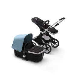 Bugaboo Fox 2 Alu/Black/Vapor Blue