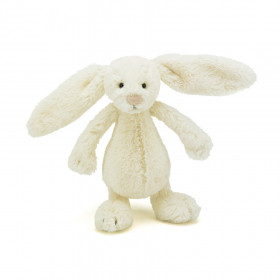 Jellycat Small Bashful Bunny cream