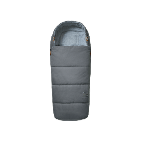 Joolz Fusssack Earth hippo grey