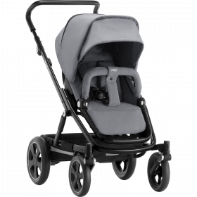 BRITAX GO BIG2 steel grey/black
