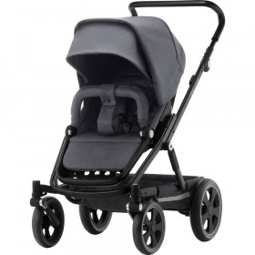 BRITAX GO BIG2 graphite melange/black