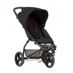 Mountain Buggy Mini, black
