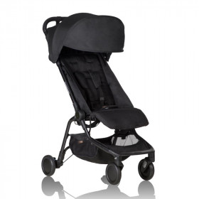 Mountain Buggy Nano (2019), schwarz