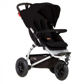 Mountain Buggy Swift, black