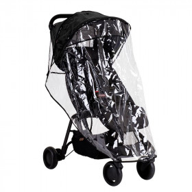 Mountain Buggy Nano Sun- and Stormcover Set