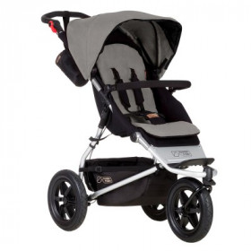 Mountain Buggy Urban Jungle 2020, silver