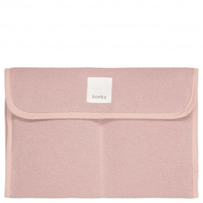 Windeltasche Runa, old pink