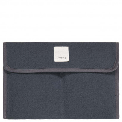 Windeltasche Runa, dark grey