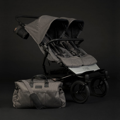 Mountain Buggy Duet luxury collection Herringbone