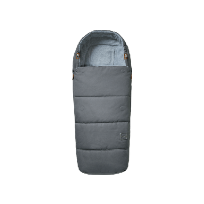 Joolz Fußsack Earth hippo grey