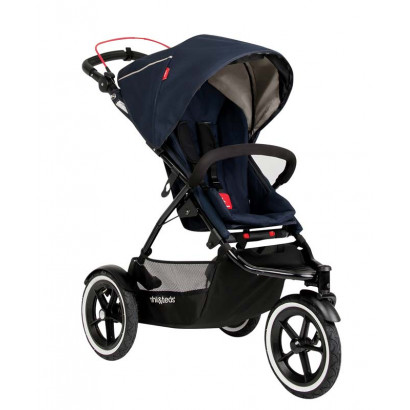 Phil and Teds Sport Buggy, midnight