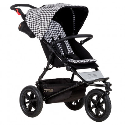 Mountain Buggy Urban Jungle luxury collection pepita