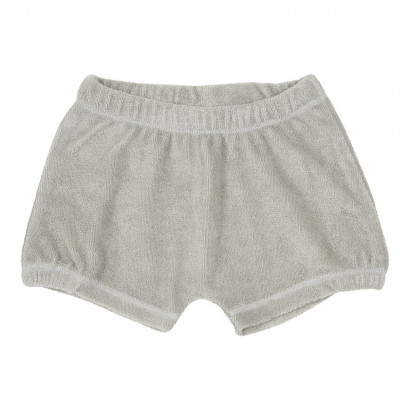 Baby Shorts Soft sunrise mouse grey