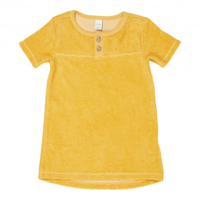 Baby Dress Soft sunrise corn yellow