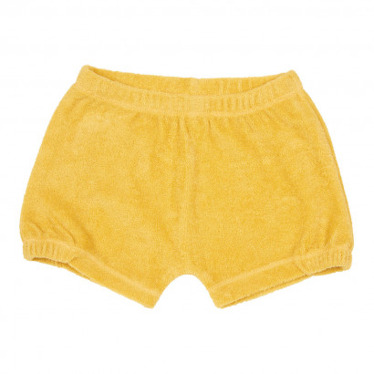 Baby Shorts Soft sunrise corn yellow