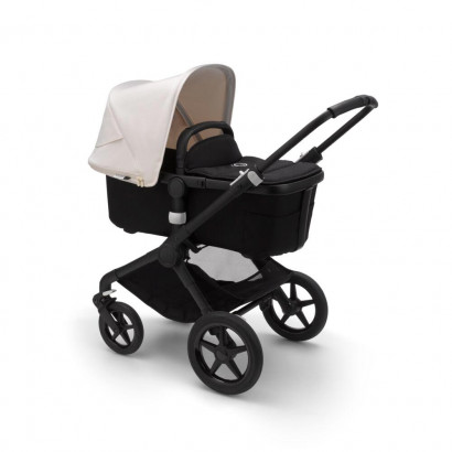 Bugaboo Fox 2 Black/Black/Fresh white