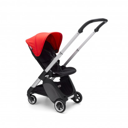 Bugaboo Ant - Alu, neon red