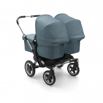 Bugaboo Donkey2 Twin, Alu, Track - limited edition