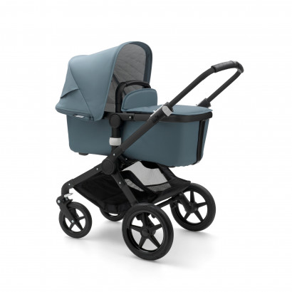 Bugaboo Fox black / Track limited Edition