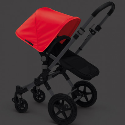 Bugaboo Cameleon3 Sonnendach red
