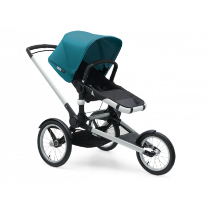 Bugaboo Runner complete! petrol