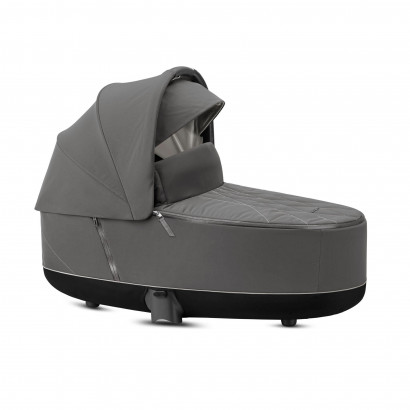 Priam LUX Carry Cot Soho Grey