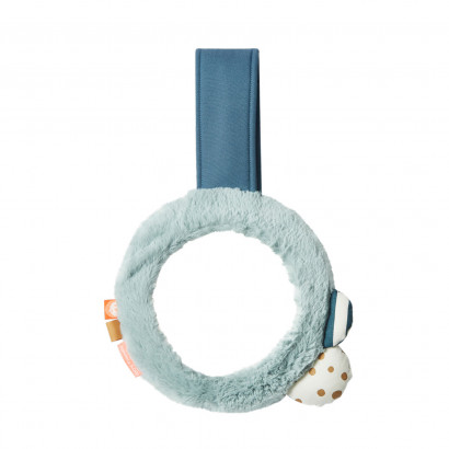 Spiegel Clip-on blue