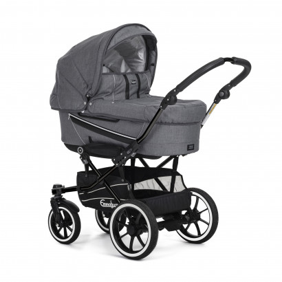 Edge Duo S Black - Lounge Grey