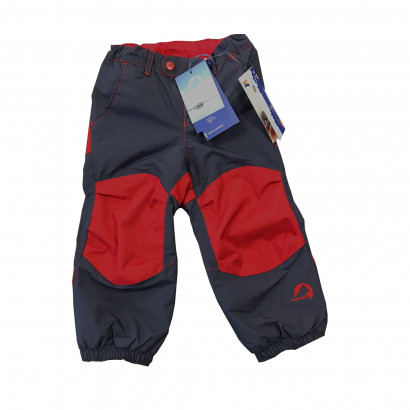 Finkid Hose Huima plus navy/red 90/100
