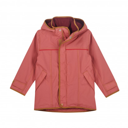 JOIKU, Outdoor Parka, rose/cinnamon