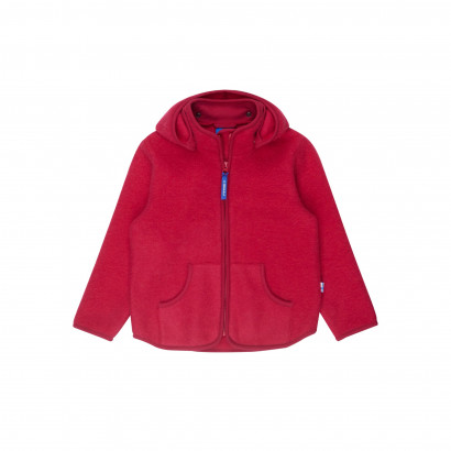 Jacke Tonttu Sport Wool persian red