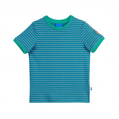 Finkid t-Shirt RENKAAT seaport/trellis
