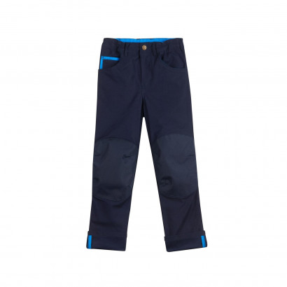 Outdoorhose Kuusi Canvas, navy