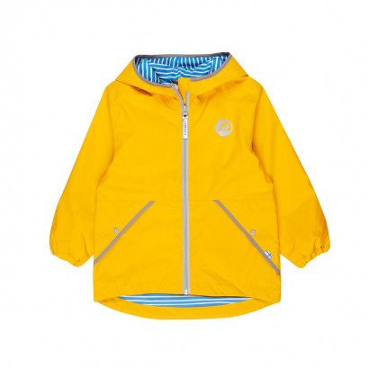 Outdoorjacke Puuskiainen, yellow/storm
