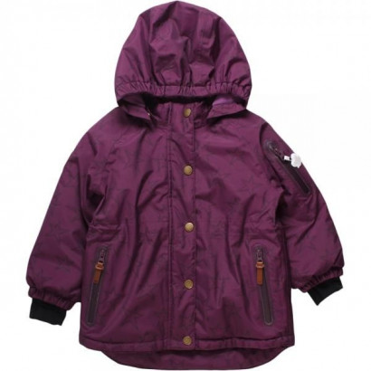 Freds World Winterjacke bordeaux, Gr. 98