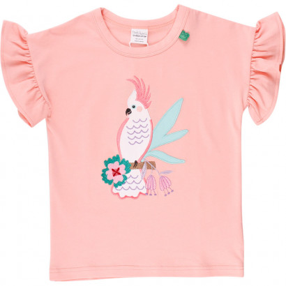 Freds World Aloha parrot T Jr, kurzärmelig, peach
