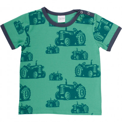 Freds World Farming T Shirt, Baby, kurzärmelig, green