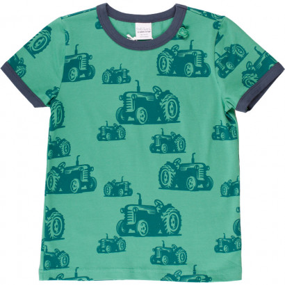 Freds World Farming T Shirt Jr, kurzärmelig, green