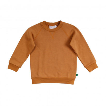 Freds World Sweat Shirt desert brown