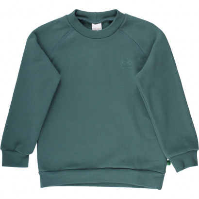 Sweatshirt, dark green