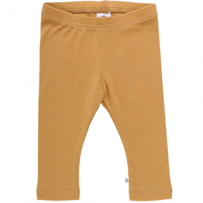 Müsli Woolly Leggings Baby, wood