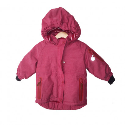 Freds World by Greencotton Jacket Girl red Gr. 92