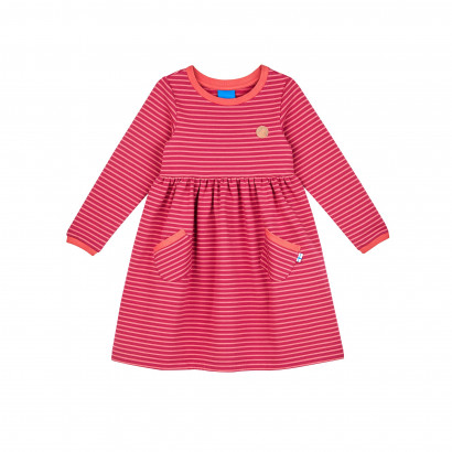 Kleid Halla raspberry/rose