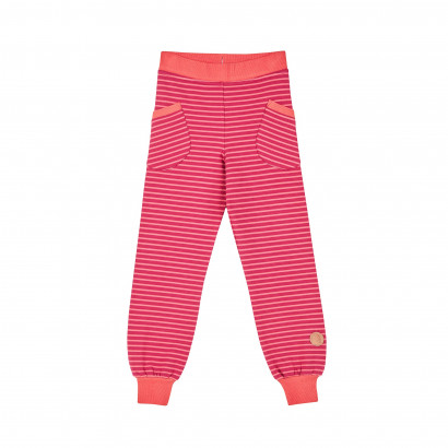 Finkid Hose Huvi persian red/rose 100/110