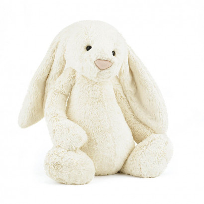 Jellycat Huge Bashful Bunny cream