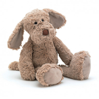 Jellycat Skiffles Dog medium
