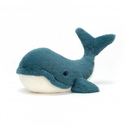 Wally Whale, medium