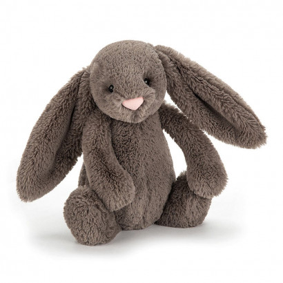 Jellycat Medium Bashful Tulip Truffle Bunny